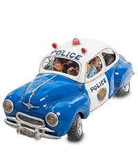 "FO-85008 Машина ""Police. Forchino"""