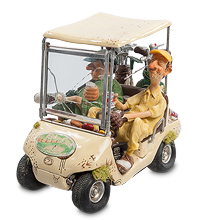 "FO-85035 Гольф-кар ""Golf Cart. Forchino"""