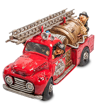 "FO-85040 Машина ""The Fire Engine. Forchino"""