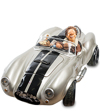 "FO-85083 Автомобиль бол. ""Shelby Cobra 427 SC Silver. Forchino"""