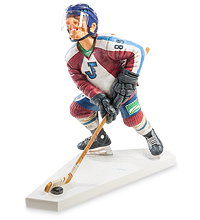 "FO-85541 Статуэтка ""Хоккеист"" (The Ice Hockey Player.Forchino)"